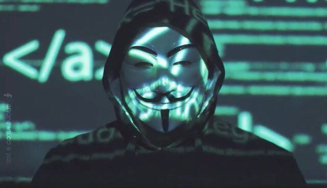anonymous drohung video tesla musk