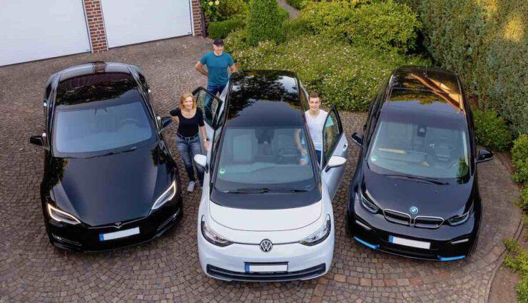 elektroauto familie lade odyssee aachen