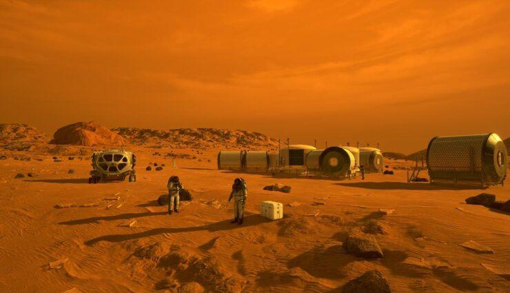 marsstation NASA