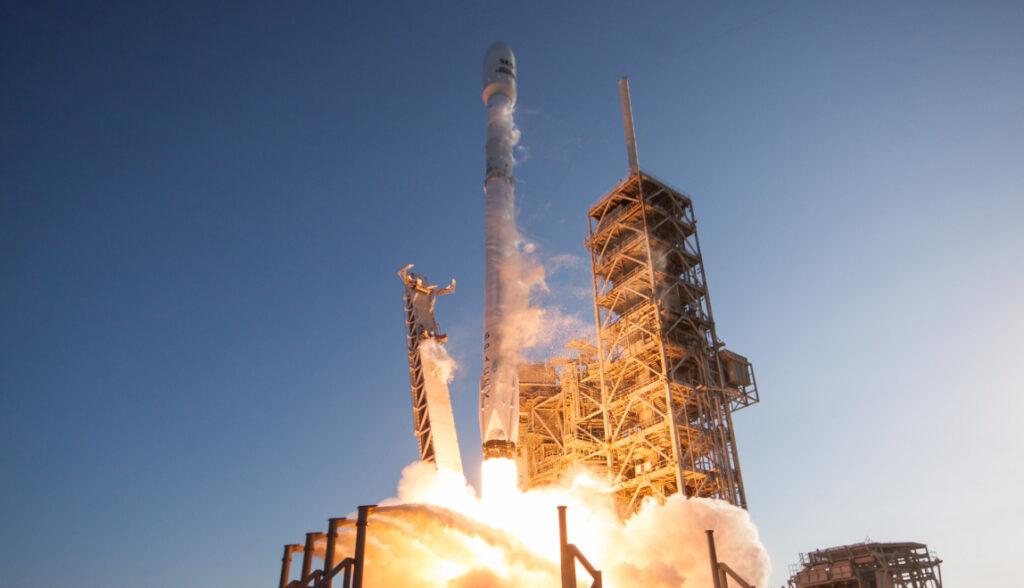 Falcon9 launch SES10