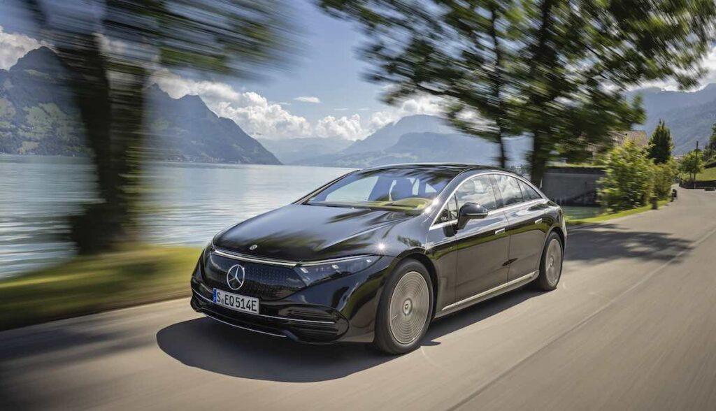 The new EQS from Mercedes-EQ: Press Test Drive, Switzerland 2021The new EQS from Mercedes-EQ: Press Test Drive, Switzerland 2021