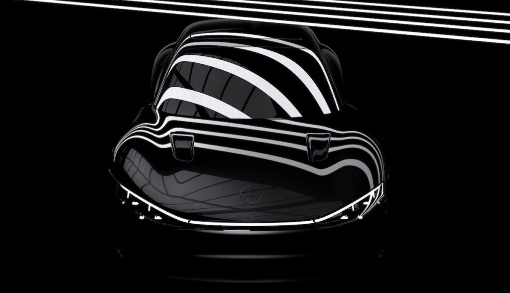 mercedes eqxx concept teaser 1000 kilometer