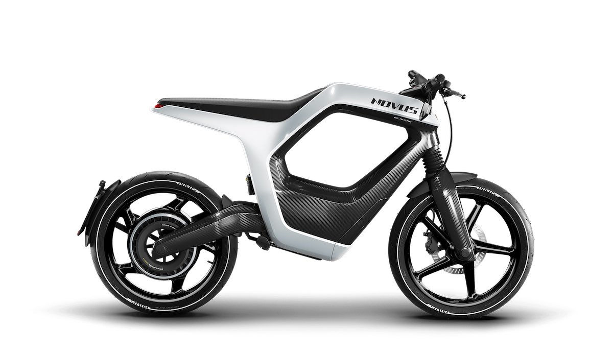 novus one e-motorrad