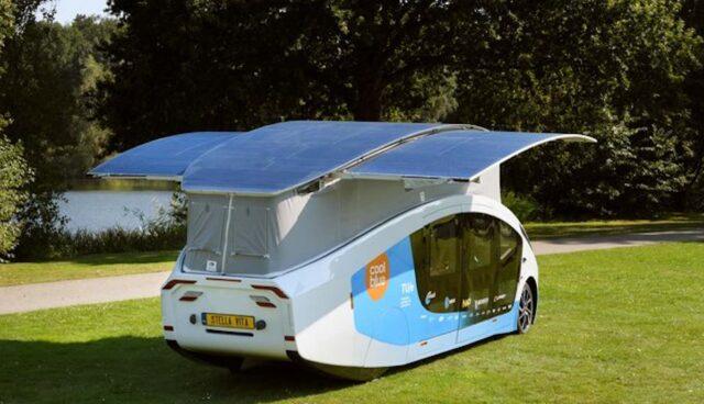 Stella Vita – rijdend huis op zonne-energie