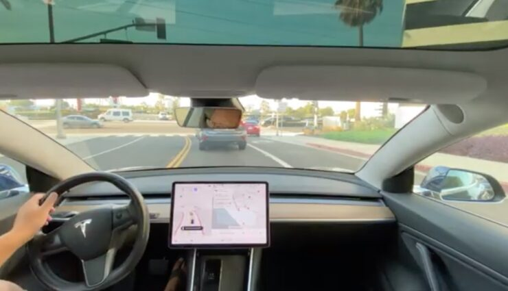 tesla autopilot fsd v9.2 beta test